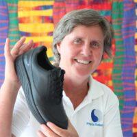 Dr. Judith Fellmann empfiehlt Anova Schuhe