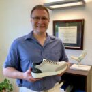 Chiropraktor Dr. Rene Luechinger empfiehlt Anova Schuhe