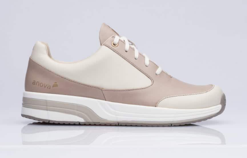Damen Schuh Anova Angelina Beige