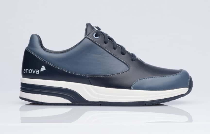 Damen Schuh Anova Angelina Blue