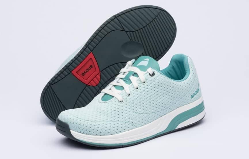 Damen Schuh Anova Comfort Angelina Turquoise