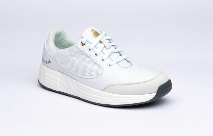 Damen Schuh Anova Angelina White