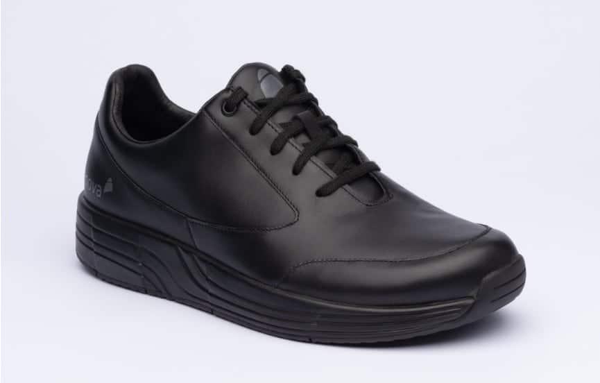 Herren Schuh Anova Comfort Lorenzo All Black