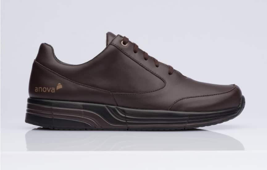 Herren Schuh Anova Comfort Lorenzo Brown