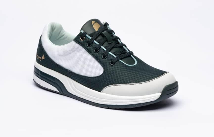 Herren Schuh Anova Comfort Lorenzo White Navy