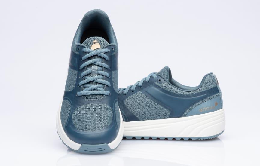Schuh gesund Damen Anova Giulia Denim