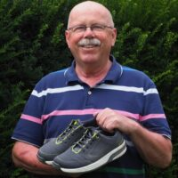 Hans Rohner – Die Knieschmerzen sind dank der Anova Schuhe weg