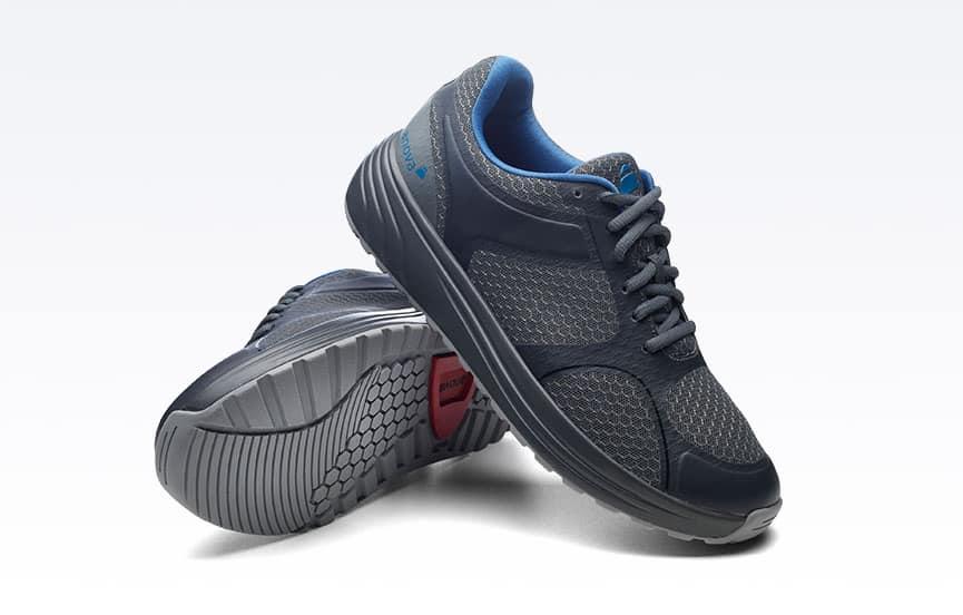 Orthopädischer Schuh Herren Anova Gianni Dark Grey